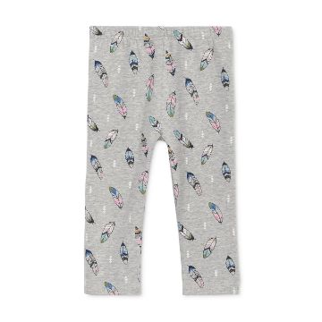 Picture of Gray Kids Leggins