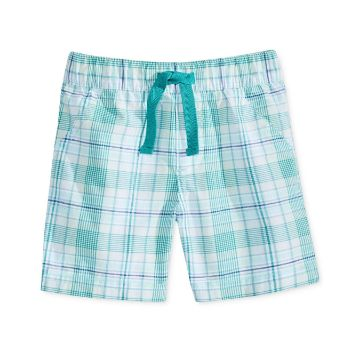 Picture of Checked Baby Shorts