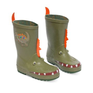 Picture of Dinosaur Rain Boots