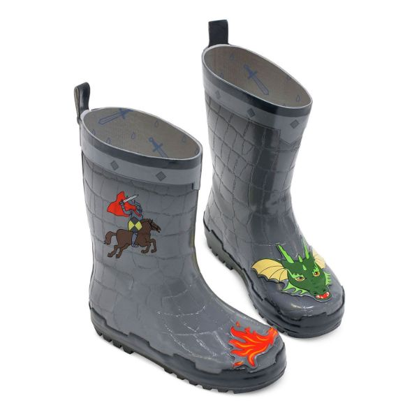 Picture of Dragon Knight Rain Boots