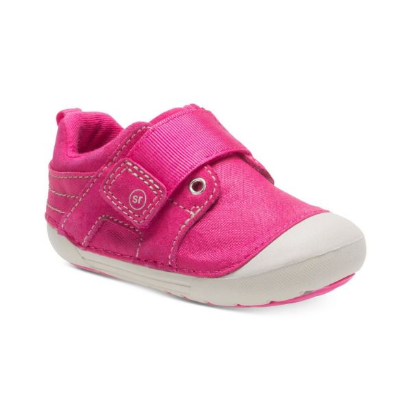 Picture of Pink Baby Girl Shoes