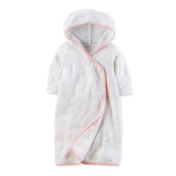 Picture of Hooded Baby Bathrobe