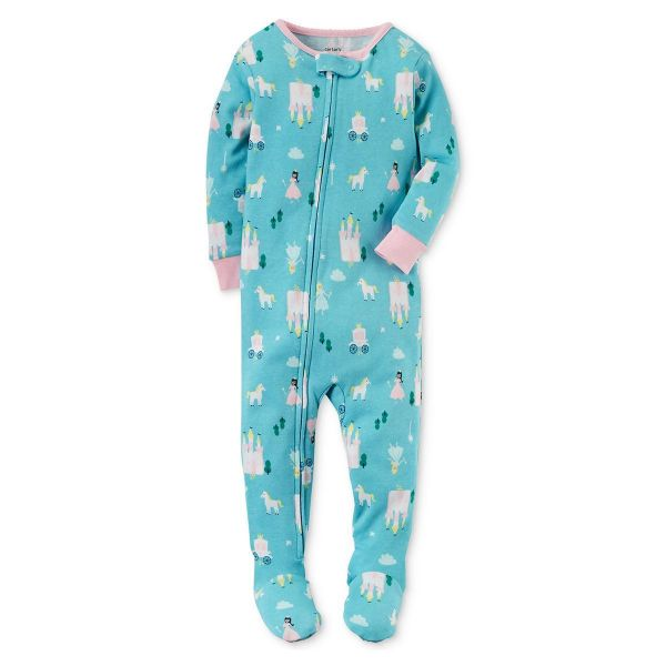 Picture of Toddler Girl's Sleeper