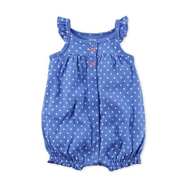 Picture of Cotton Skirted JumpSuit