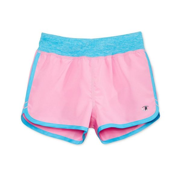 Picture of Toddler Girl Mesh Shorts