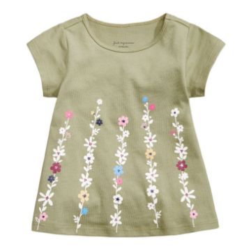 Picture of Flower Print T-Shirt